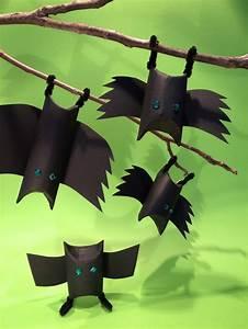 Gruselige Bastelideen Zu Halloween : 20 bastelideen f r halloween hello mime ~ Lizthompson.info Haus und Dekorationen