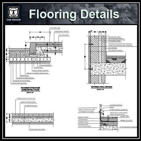 Free CAD Details Flooring Details ? CAD Design   Free CAD
