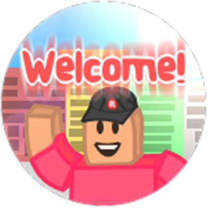 Welcome! Roblox