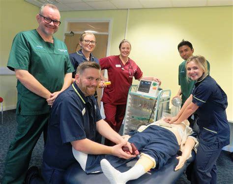 Resuscitation team to defend European title - SaTH