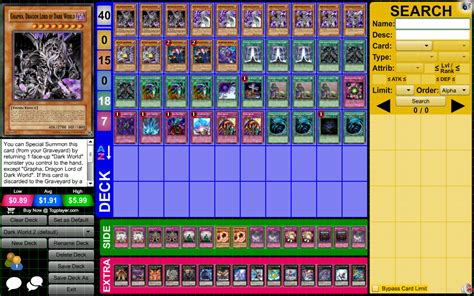 Yugioh Black Deck 2014 by World For January 2014 Pojo Forums