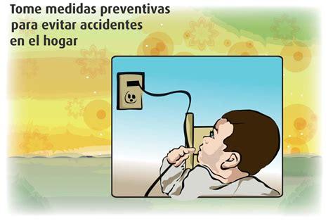 dibujos de prevencion de peligros en la casa 191 c 243 mo