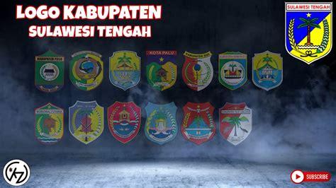logo kabupaten  sulawesi tengah youtube