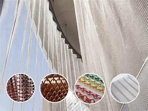 Metal Curtain  U2013 Decorative Wire Mesh  Curtains  U0026 Drapes