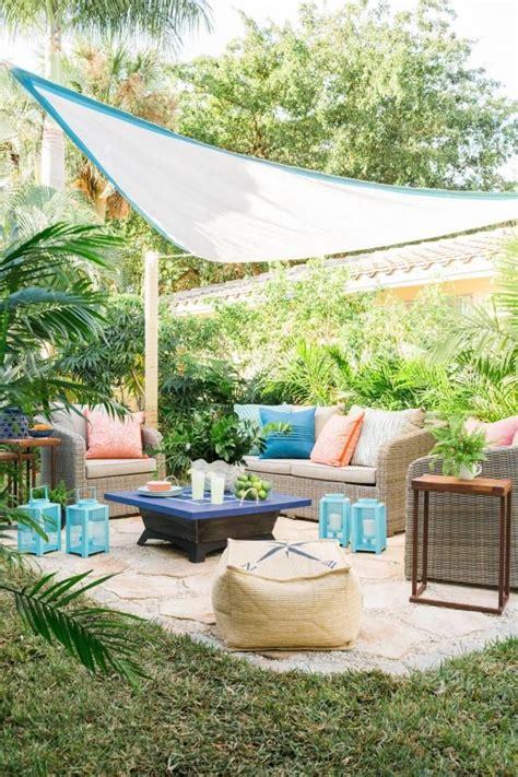add outdoor living space   diy paver patio patio