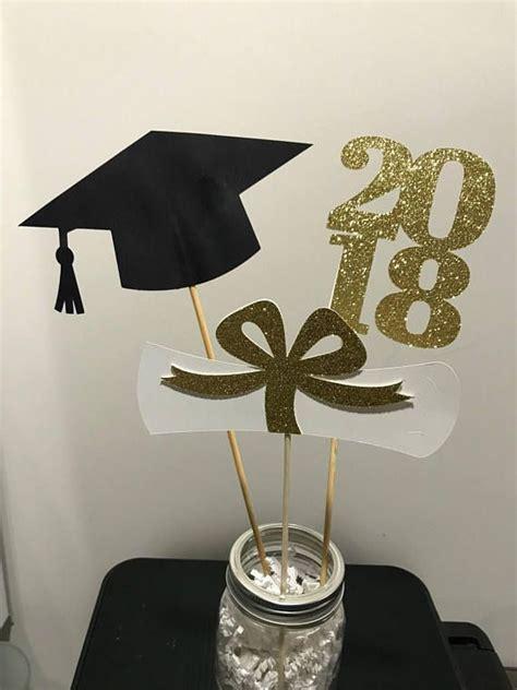 graduation centerpiece graduation centerpiece sticks