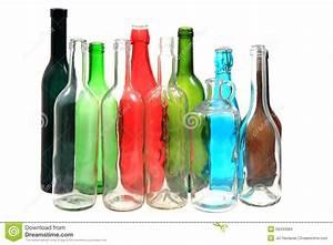 Bouteille En Verre Vide : bouteilles en verre de couleur vide photo stock image du dur e boisson 50433584 ~ Teatrodelosmanantiales.com Idées de Décoration