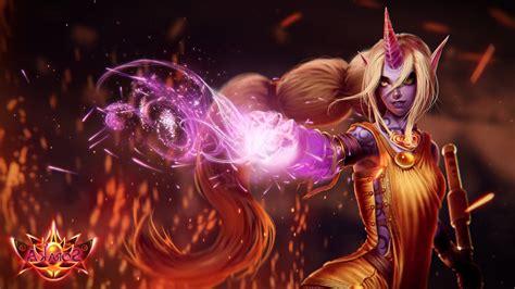 League Of Legends, Soraka Wallpapers Hd / Desktop And Mobile Backgrounds