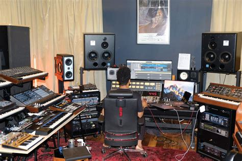 home recording studio design ideas rock solid studio
