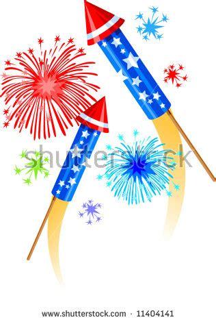 fireworks bottle rockets vector illustration stock vector royalty free 11404141