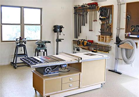 secret  setting  wood shop layout