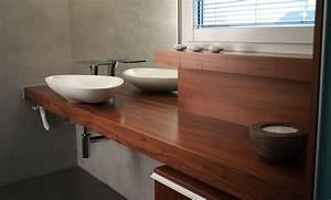 fabriquer un meuble de salle de bain avec des palettes With fabriquer meuble salle de bain bois