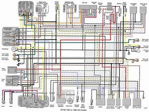 Xv750 Wiring Diagram