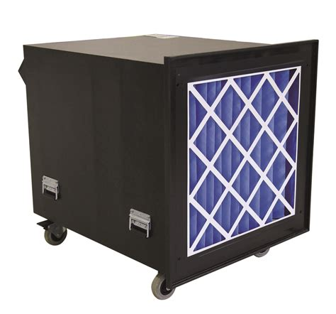 negative pressure air unit ams  asbestos removal