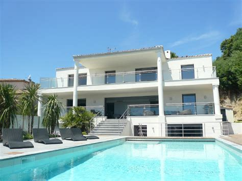 Luxury Villa In The Antibes by Beautiful Villa With Pool In Antibes