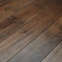 whitland 125mm scraped coffee oak solid wood flooring factory direct flooring
