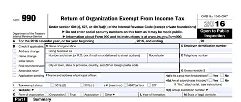understanding the irs form 990 foundation group 174