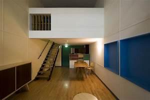 Le Corbusier Cité Radieuse Interieur : la reconstitution de l appartement type e2 de la cit radieuse de marseille cit de l ~ Melissatoandfro.com Idées de Décoration