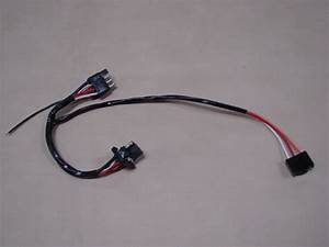 M 18570A Heater Jumper Wire 2 Speed For 1964-1965 Ford Mustang (M18570A) – Larry's Thunderbird ...