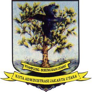 logo kota administrasi jakarta barat contoh banner