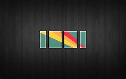 Simple Desktop Backgrounds Wallpapers Simplistic Background Rainbow