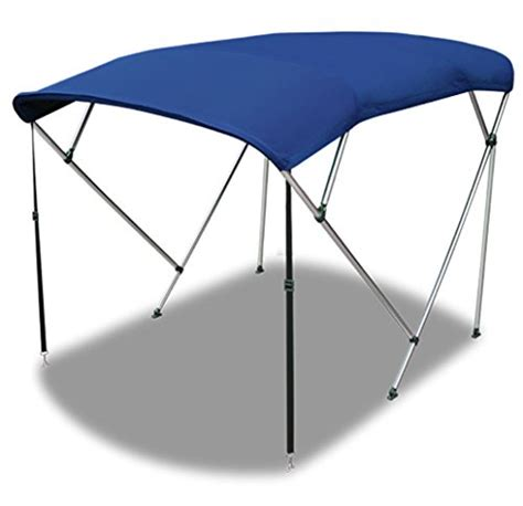 Best Tent Floor Saver by Oceansouth 4 Bow Bimini Top In Blue Black Or Grey