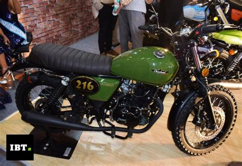 Cleveland Cyclewerks Ace Picture by Cleveland Cyclewerks Misfit Cafe Racer Impremedia Net