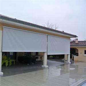 Store Vertical Exterieur Pour Terrasse : store exterieur vertical vente et installation de stores ~ Dailycaller-alerts.com Idées de Décoration