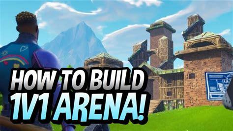build   arena  fortnite playground mode