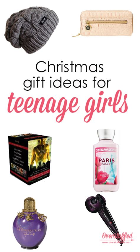 Gift Guide For The Teenage Girl Overstuffed