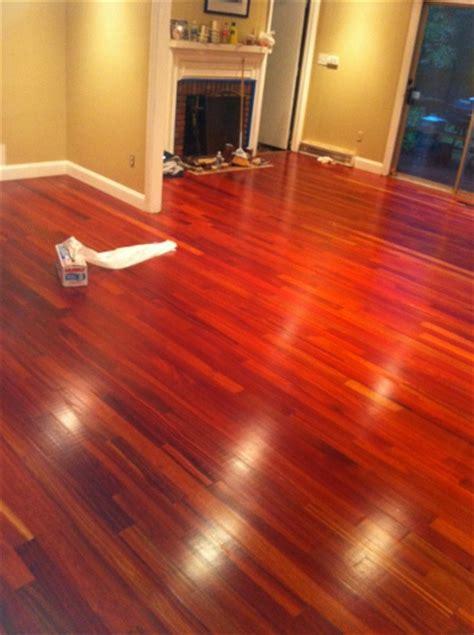 unfinished hardwood flooring bloodwood hardwood flooring prefinished engineered