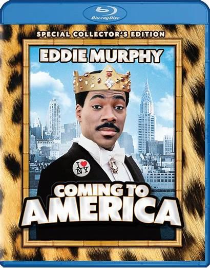 Coming America Ray 1988 Date Blu Release