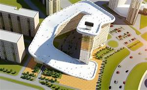 The Slalom House World39s First Ski Slope On A Rooftop