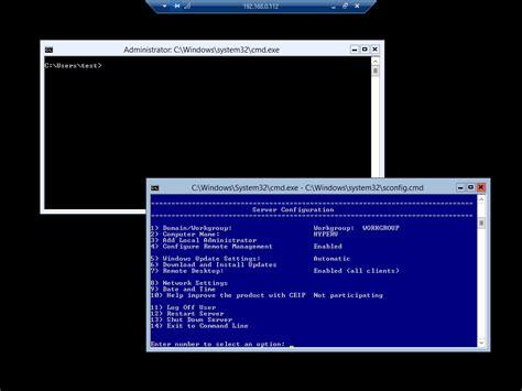 activer le bureau à distance windows 7 découverte de microsoft hyperv 2012 r2 noobs