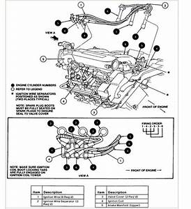 How To Change Spark Plugs And Wires On A Ford Taurus  1998