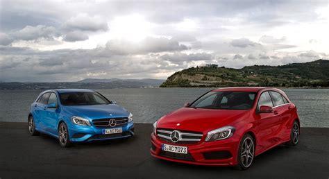 Mercedes A Class Wallpapers by Mercedes A Class Blue Hd Desktop Wallpapers 4k Hd