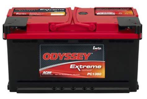 Odyssey Pc1350 Agm High Performance 12v 95ah Accu