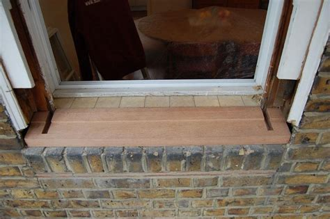 Exterior Sill Replacement Window