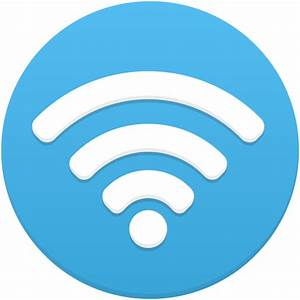 Wifi 2 Icon | Flatastic 11 Iconset | Custom Icon Design