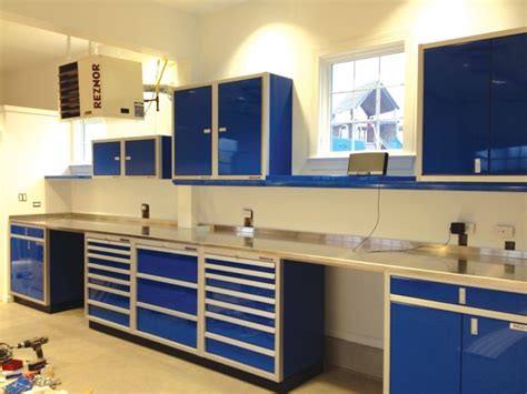 shopping for kitchen cabinets gallery of garage shop aluminum cabinets moduline part 3 5197