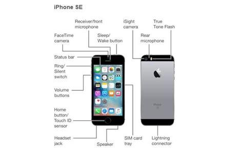 iphone se manual user guide  iphone se
