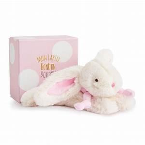 Doudou Lapin Rose : doudou lapin bonbon rose 20cm doudou et compagnie ~ Teatrodelosmanantiales.com Idées de Décoration