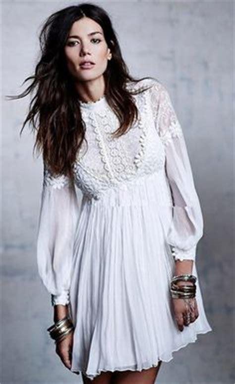 vestido hindu blanco