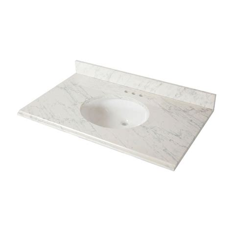 home depot sink tops home decorators collection 37 in x 22 in stone effects