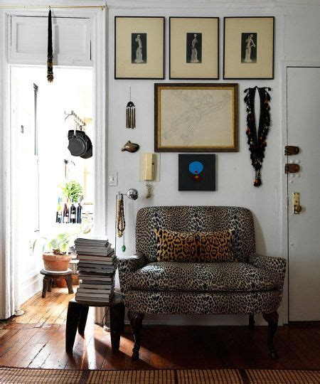 near matching leopard print interiors by color