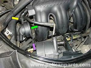 Porsche Boxster Air    Oil Separator Replacement