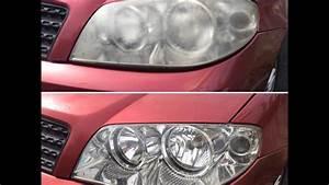 Renover Phare Opaque : r novation optique de phare jaunis ou opaque youtube ~ Maxctalentgroup.com Avis de Voitures