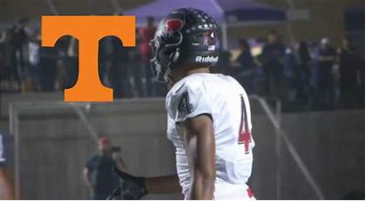 Tennessee Vols Football Star Receiver Offered Wide