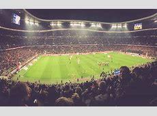 Allianz Arena, München FLUTLICHTFIEBER