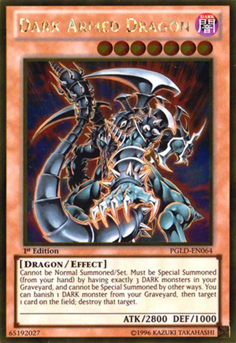 dark armed dragon yu gi oh tcg ocg card discussion